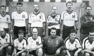 Aufstieg Bezirksliga 1995